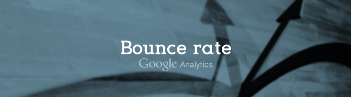 El bounce rate de Google Analytics