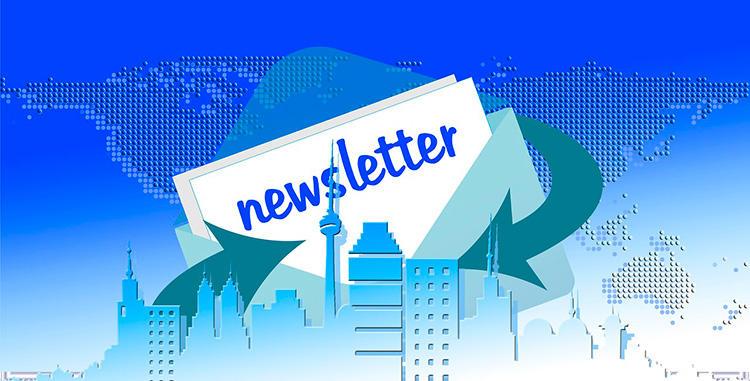 Sesión de Marketing Digital; newsletter Sesion marketing