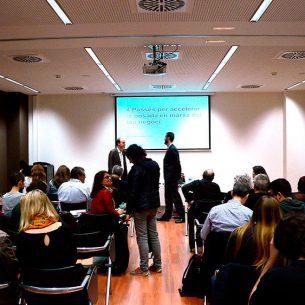 Sesion Marketing Digital Redessa Conferencia