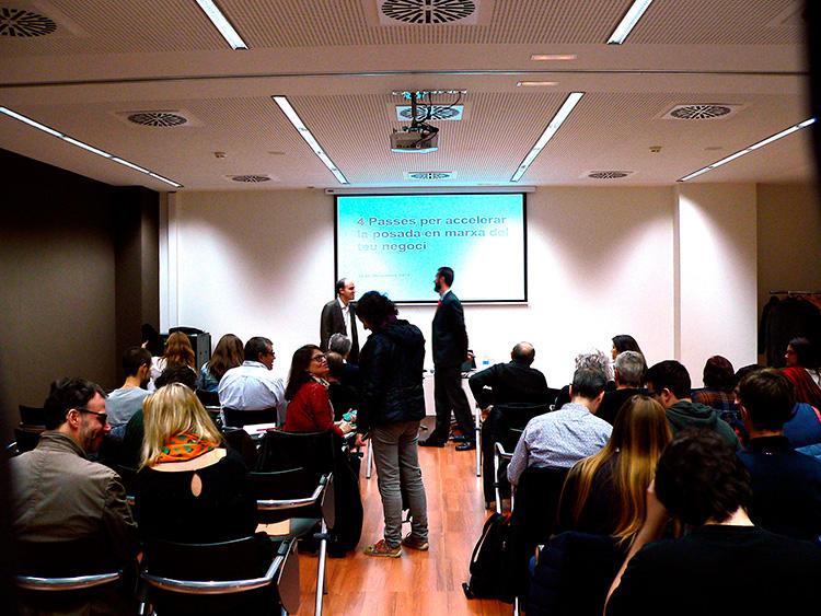 Asistimos a la Sesión de Marketing Digital: 4 herramientas para potenciar tu negocio