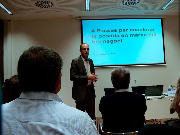 Sesión de Marketing Digital; Sesion Marketing Digital Redessa