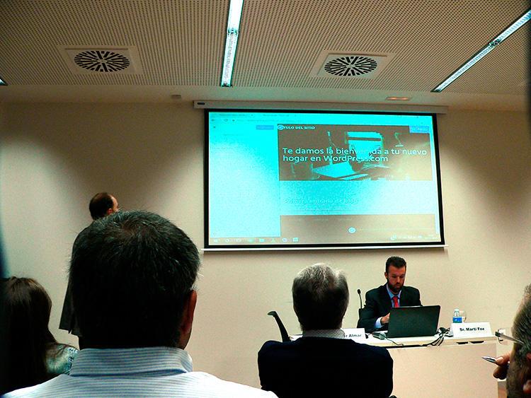 Sesión de Marketing Digital; Sesion Marketing Digital Redessa Landing Page