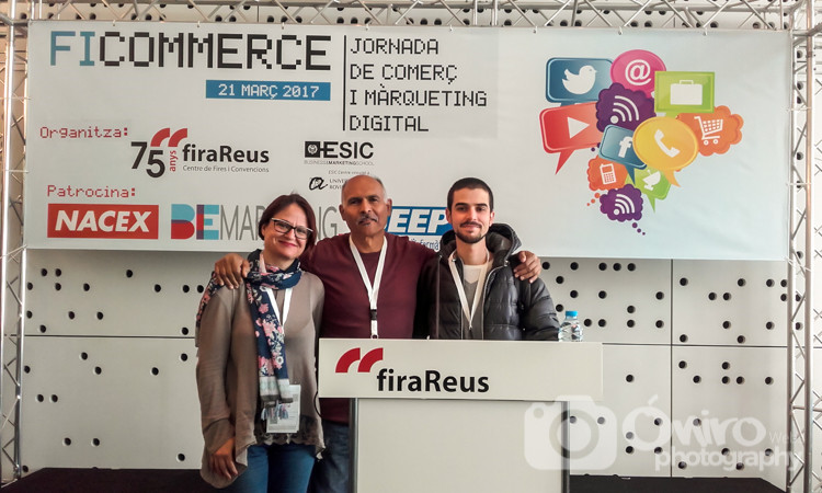 Ficommerce 2017, Reus. Jornada de marketing digital