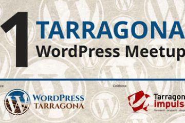 MeetUp Wordpress Tarragona 2017