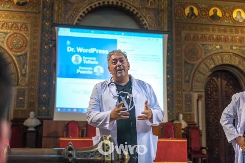 wordcamp 2018, Barcelona. Asistimos oniro webs, Reus